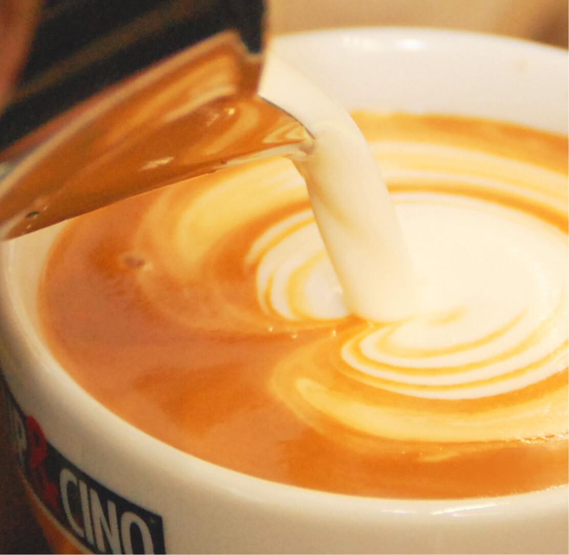 CUP&CINO Konzept: Qualität und Geschmack
